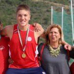 Incetta di medaglie e titoli regionali per l'USA Sporting Club Avezzano (FOTO)