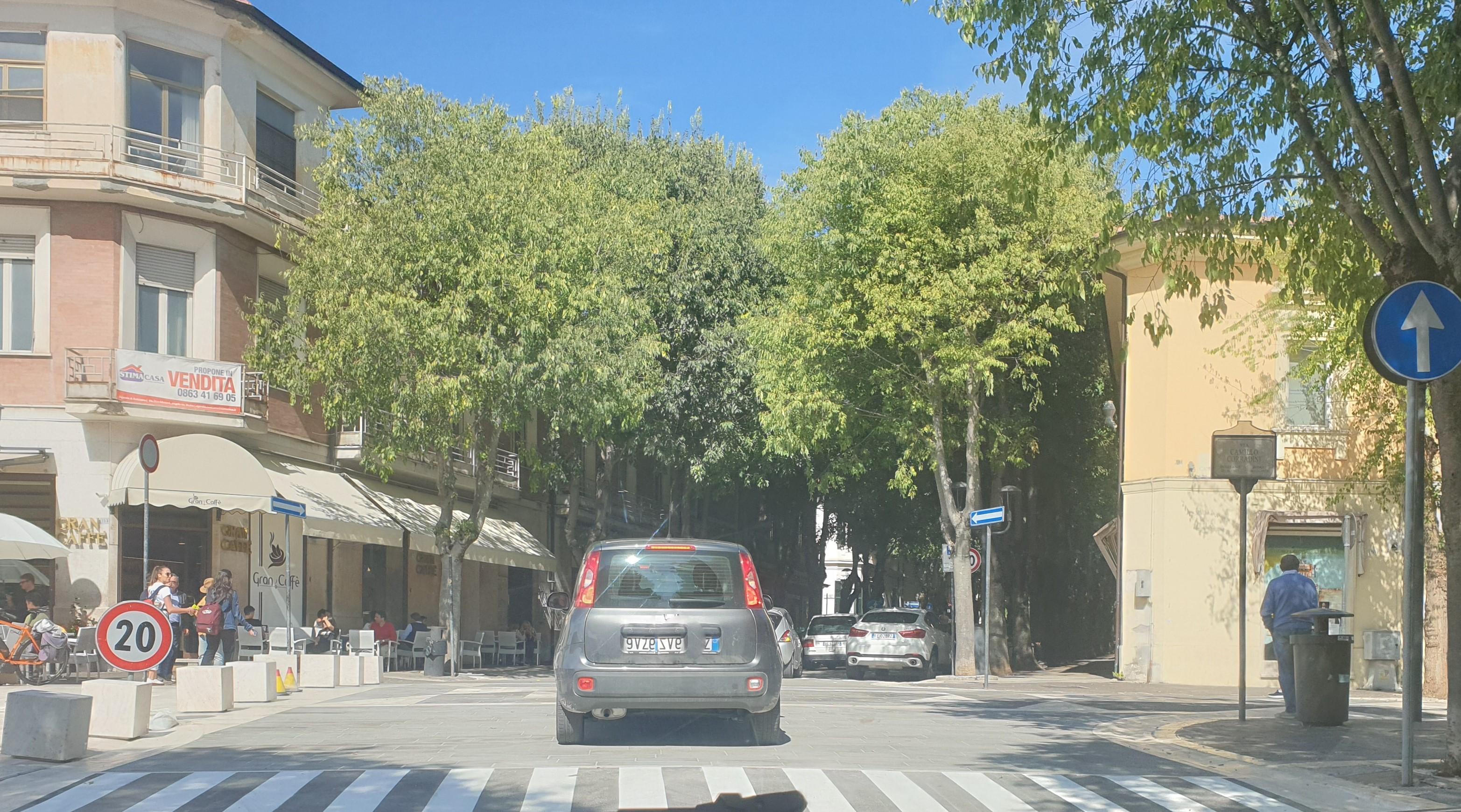 Riaperti al traffico gli incroci di Piazza Risorgimento