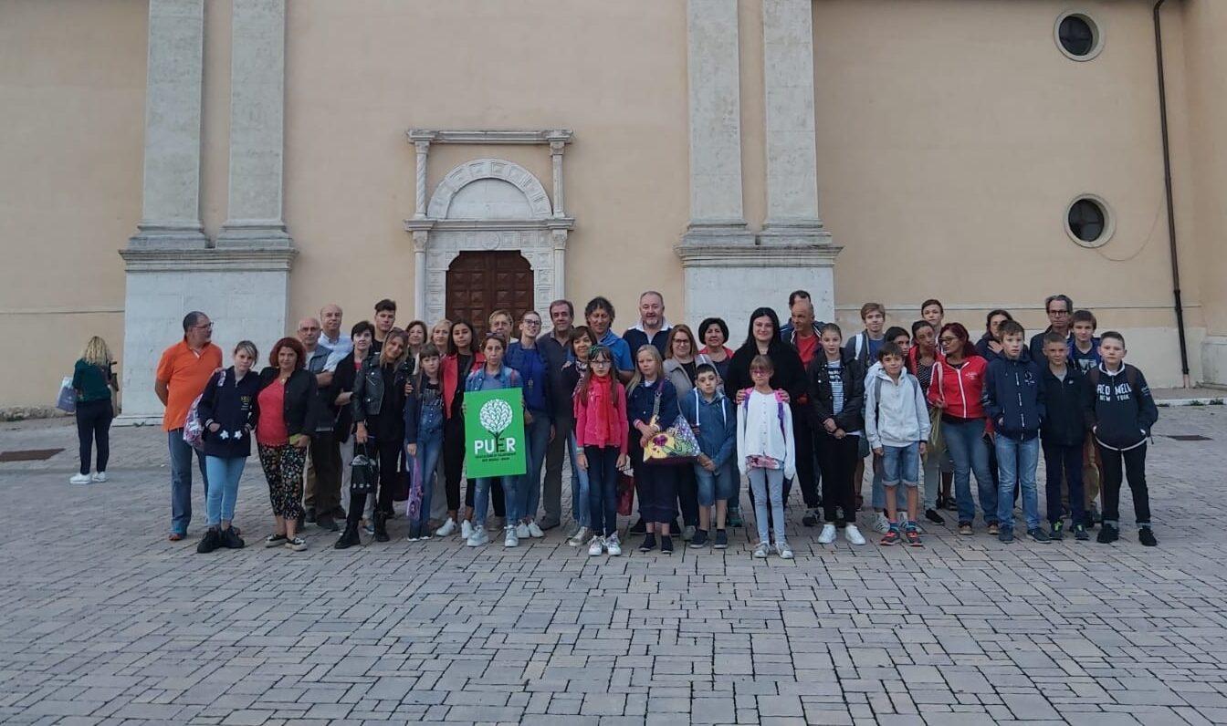 I bambini bielorussi sulle ali di un sogno