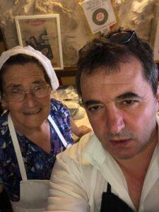 Lo Chef celanese Sandro Baliva oggi ospite a Geo su Rai 3