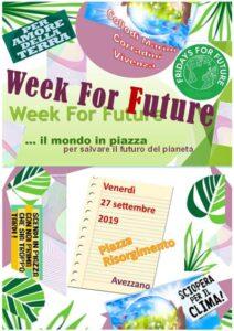 Sciopero del clima, domani manifestazione anche ad Avezzano