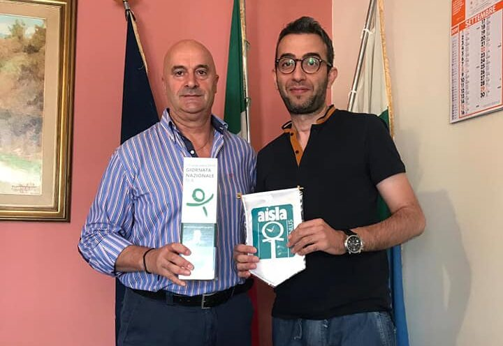 Giornata Mondiale sulla SLA, Sante Marie incontra delegazione dell'AISLA, Berardinetti: promuovere la ricerca senza abbassare la guardia
