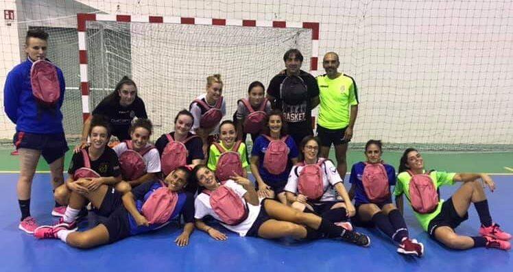 Calcio a 5 femminile, due squadre marsicane a caccia del pass per la serie A2