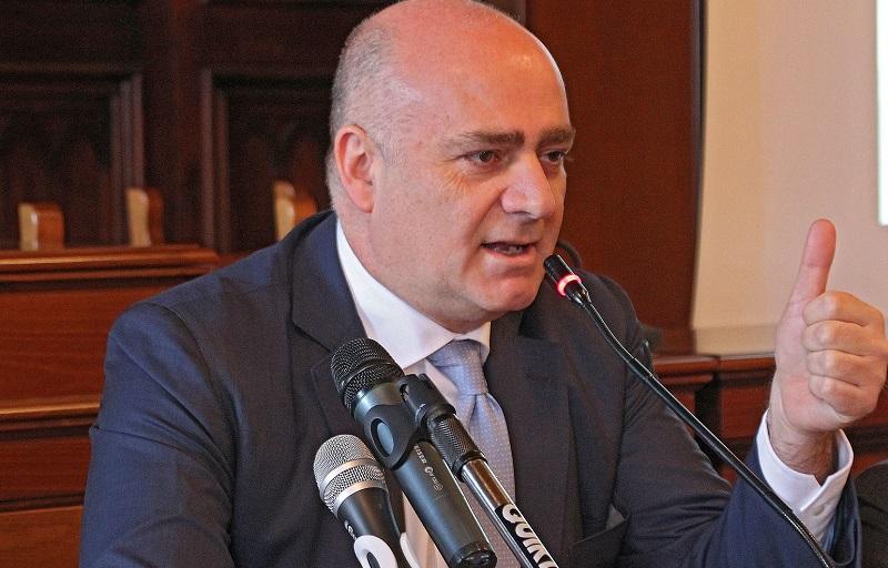 """Verdecchia lascia il partito, De Angelis: """"Dal suo partito nessuno degli esponenti locali provinciali e nazionali ha speso mezza parola di appoggio per lui"""""""