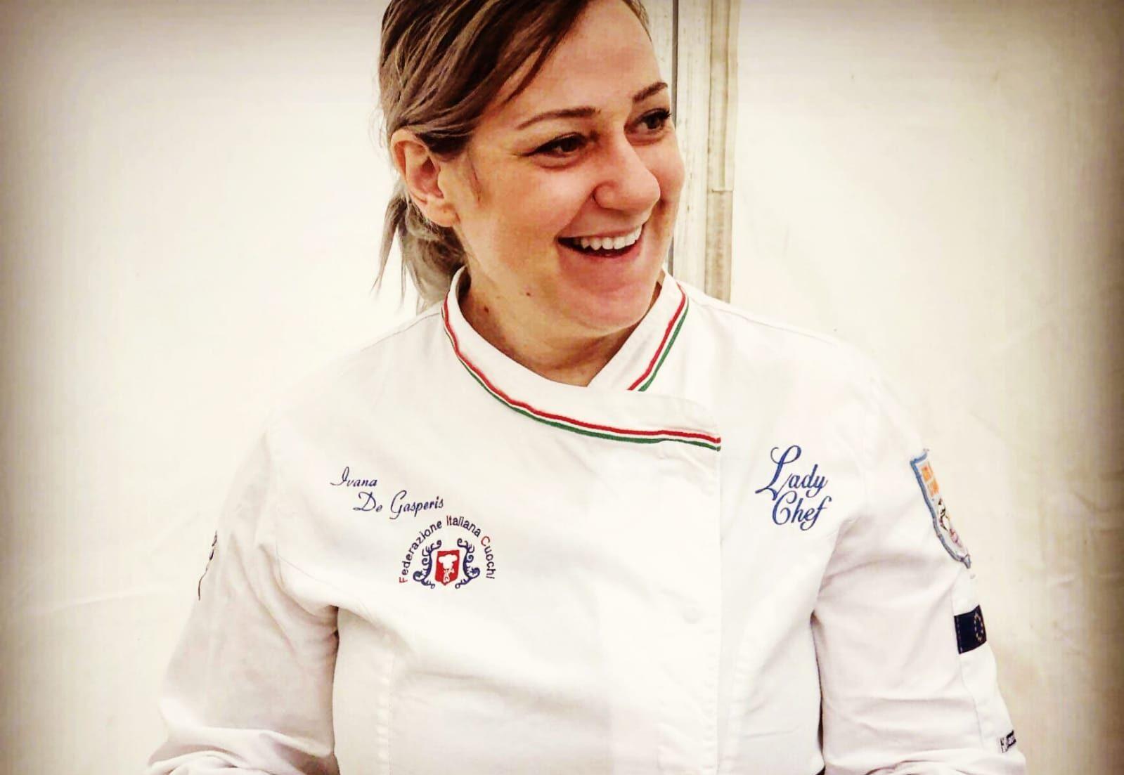Un nuovo gustoso inizio per la Chef avezzanese Ivana De Gasperis