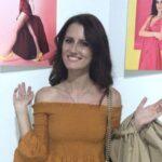 """La modella avezzanese Jessica Ruscitti protagonista della mostra fotografica """"Color Vibes"""""""