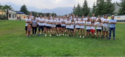Nuoto, nasce un gemellaggio tra Team Veneto e SDS Abruzzo
