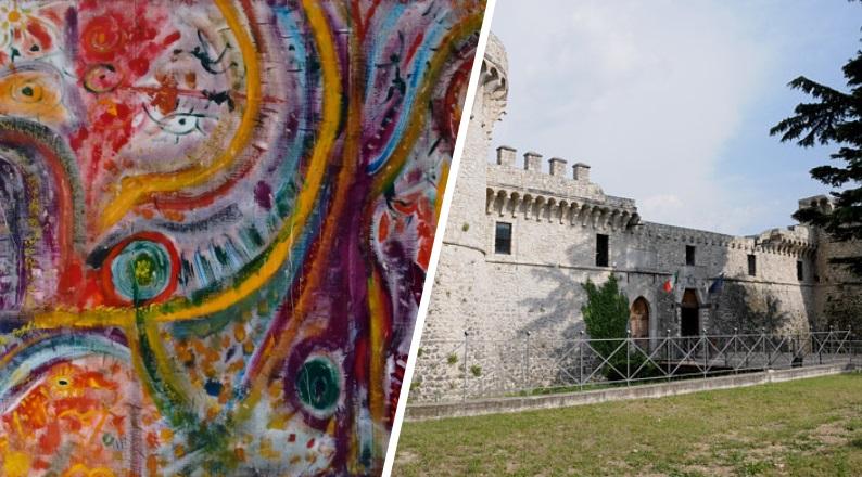 Oggi al Castello Orsini Colonna la mostra di selezione di tre artisti per l'accesso alla finale della XIII Biennale d'Arte Internazionale di Roma 2020