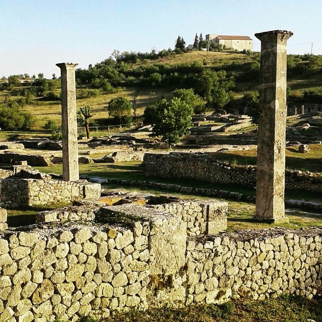 Passeggiata ad Alba Fucens per le Giornate Europee dell'Archeologia