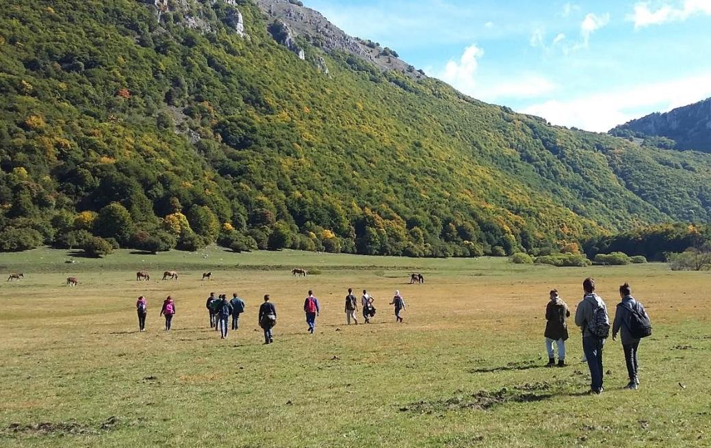 """Parco Sirente Velino, 40 volontari per il """"turismo sostenibile"""""""