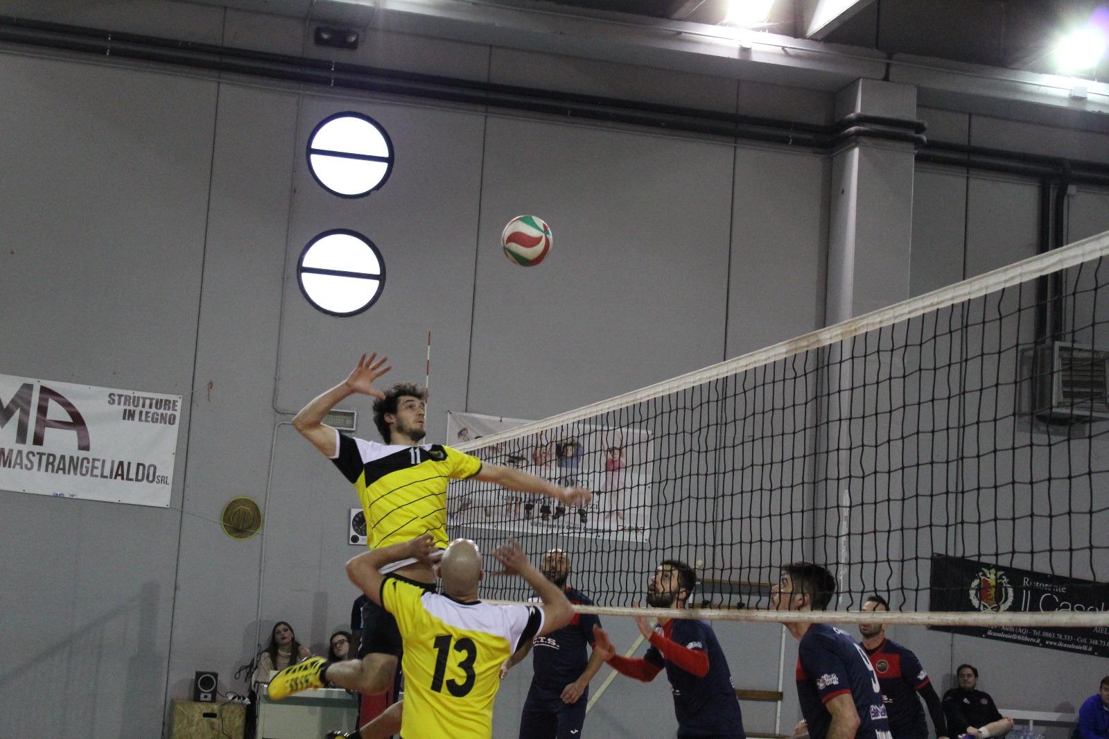 Pallavolo Maschile: serie C per la Leonessa Avezzano Volley