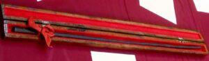 """La """"bastoncella"""" di San Bernardino da Siena"""
