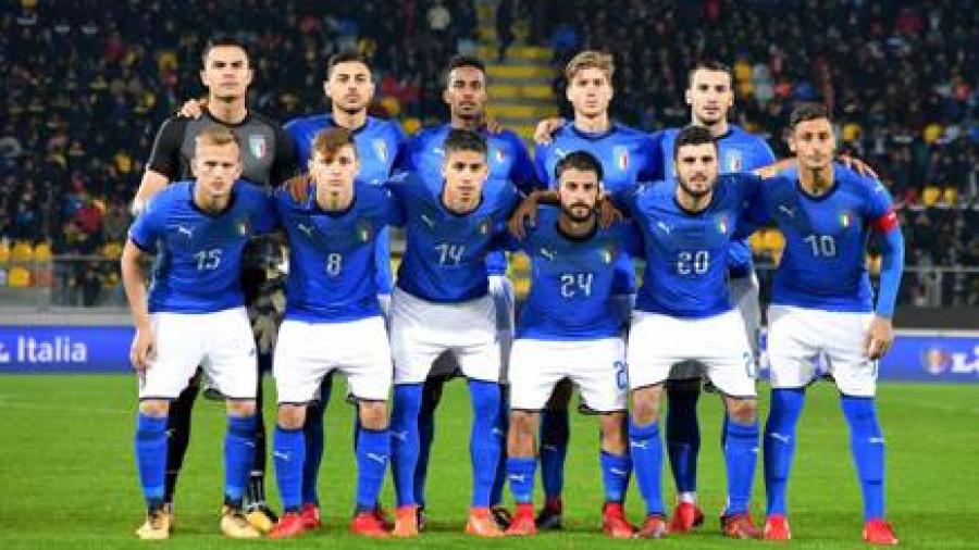 Oggi l'incontro di calcio Under 21 tra l'Italia e il Lussemburgo