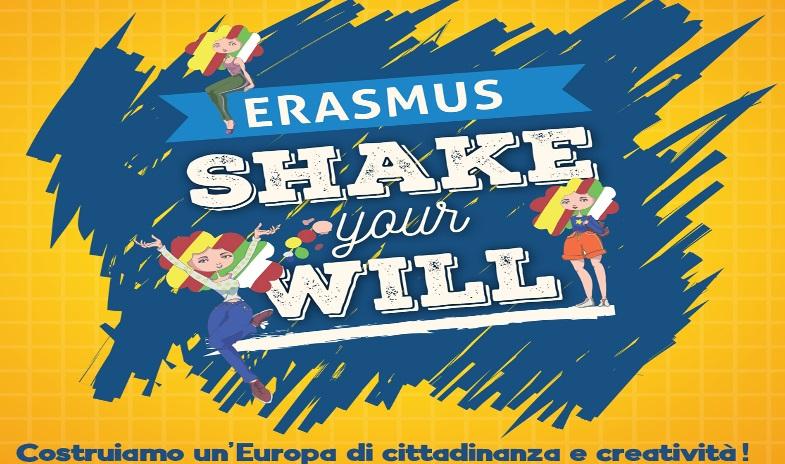 """Progetto Erasmus+ """"Shake your Will"""", Luco dei Marsi accogliere studenti spagnoli"""