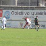 Prima vittoria per l'Avezzano Calcio. Franchi regala i tre punti ai biancoverdi contro la Jesina