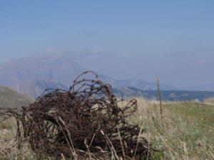 Rimossi circa 6000m di filo spinato dalle montagne marsicane