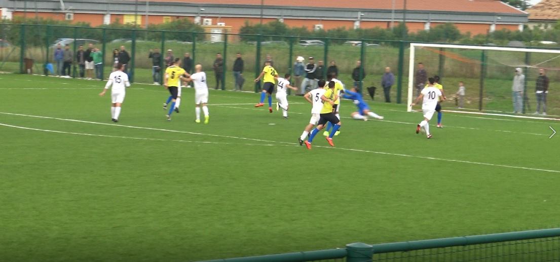 New Club Villa Mattoni Pucetta 1 -2 nel segno di Barrow e Zazza