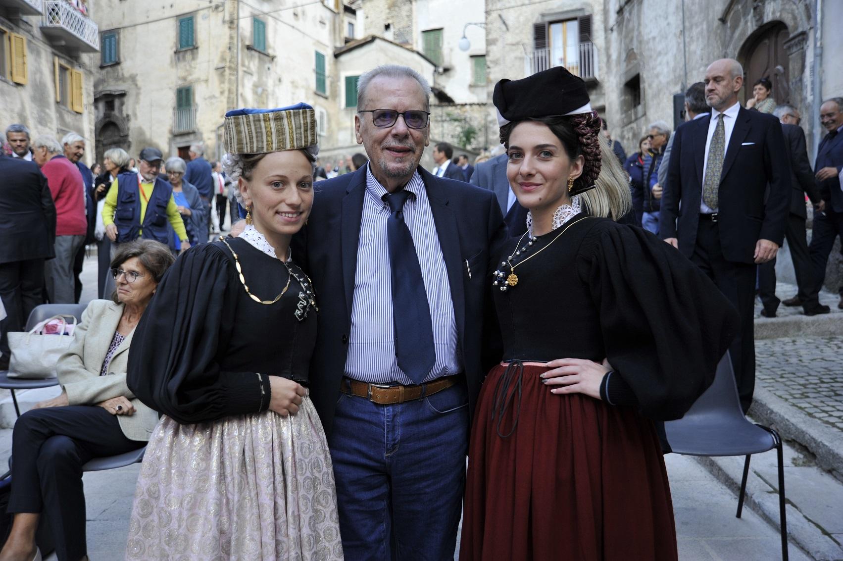 Paolo Maurensig vince il Premio Scanno 2019