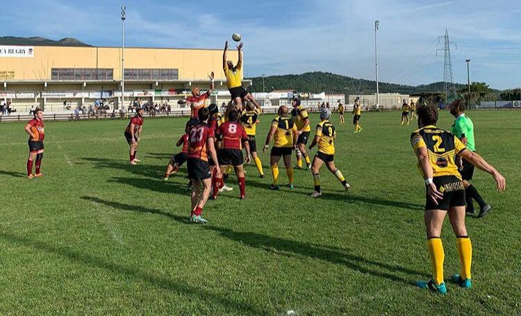 Rugby: triangolare di Paganica, buona prestazione per L'Avezzano nella prima uscita stagionale