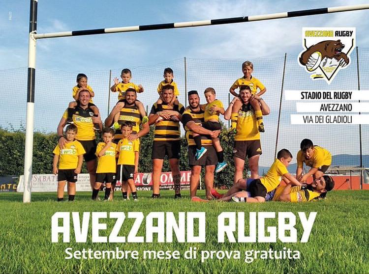 Avezzano rugby, presentati nuovi acquisti e domenica si parte con la prima uscita stagionale