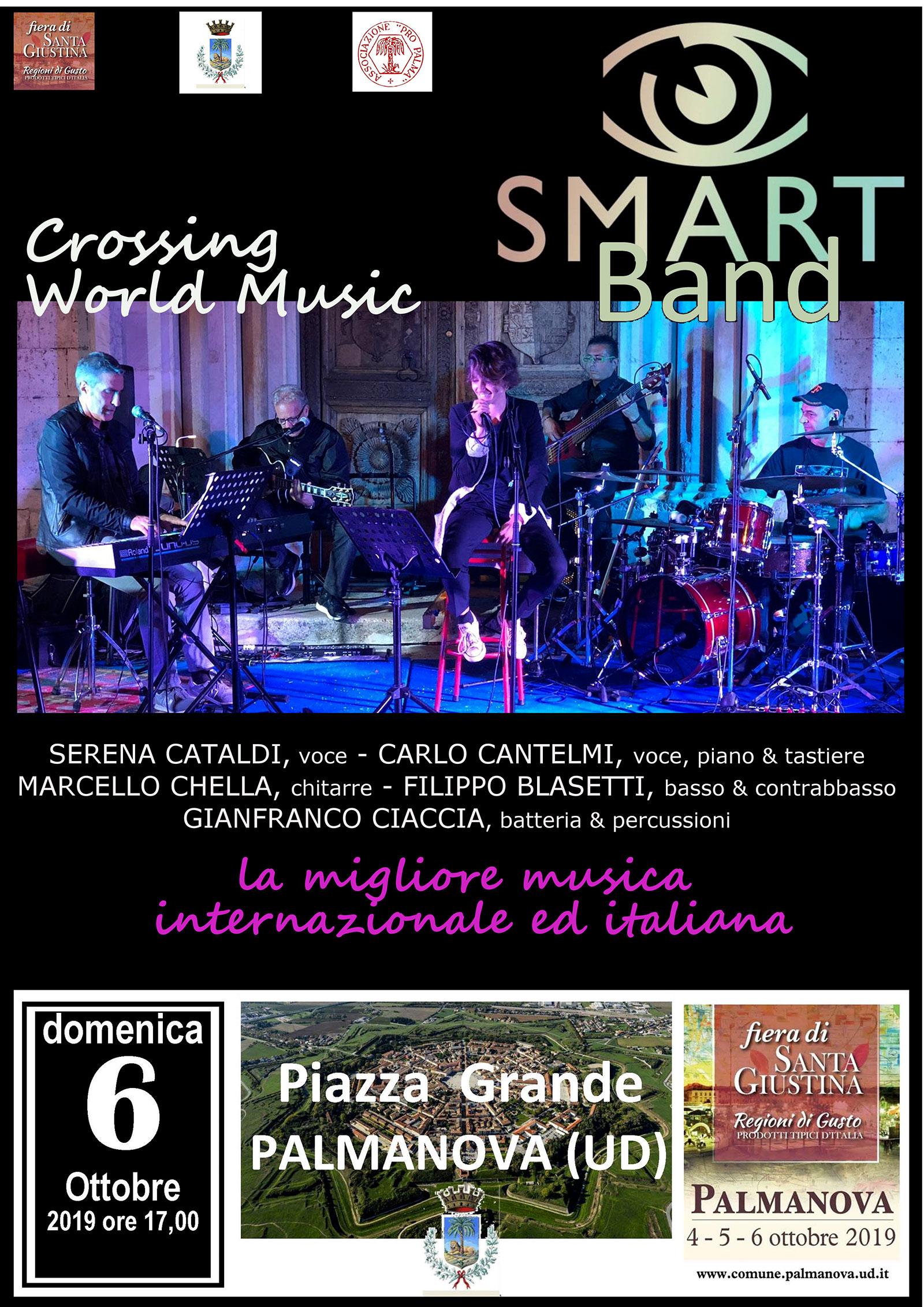 """La Smart_Band Celanese """"conquista"""" le terre del Friuli Venezia Giulia"""