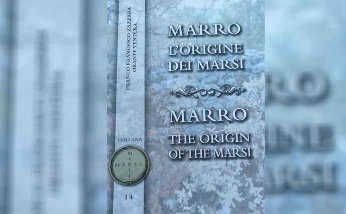 """Presentazione del libro """"Marro l'origine dei Marsi"""" alla Biblioteca """"Nicola Irti"""" ad Avezzano"""