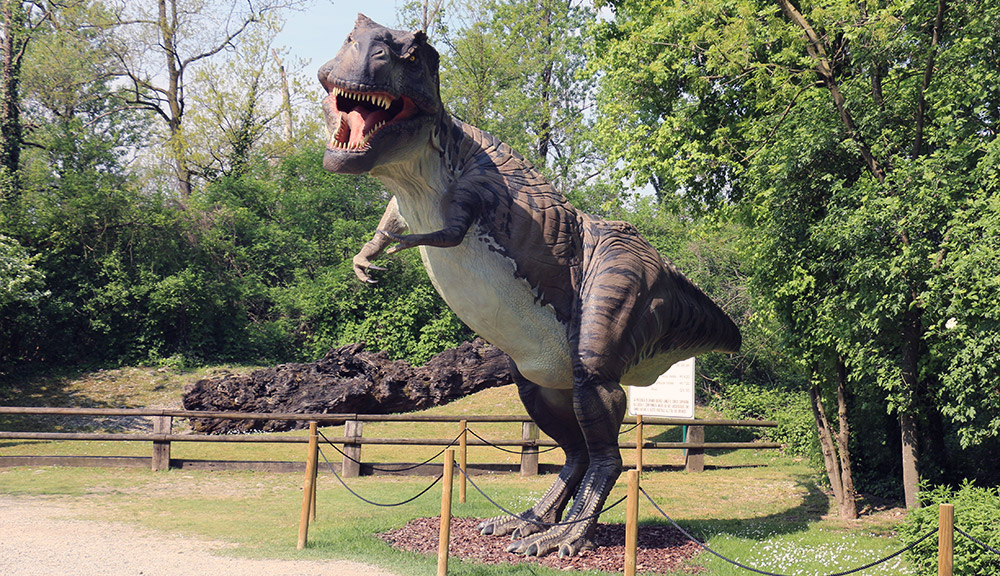 """Avezzano, inaugurazione dell'Area giochi """"Dinopark"""", orari di apertura"""