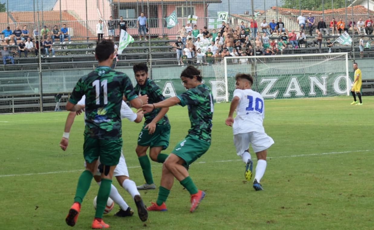 Primo punto stagionale per l'Avezzano Calcio. 1 a 1 in casa contro il neo-promosso Vastogirardi