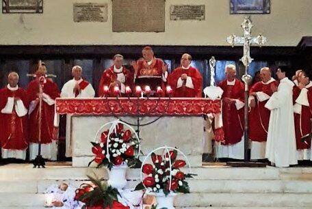 Trasacco, auguri al neo Cardinale Matteo Maria Zuppi, Arcivescovo Metropolta di Bologna