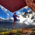 Le due giorni di raduno Paraclimb a L'Aquila , test superato