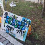 La Collodi-Marini celebra l'evento targato #ErasmusDays con il caffè multiculturale all'aperto