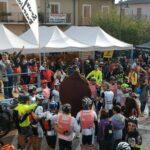 Ai nastri di partenza la decima Cicloturistica della Castagna di Sante Marie. Già 800 iscritti per quella che si annuncia come l'edizione dei record