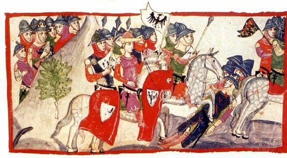 """A Scurcola Marsicana """"Processo a Carlo D'Angiò"""" A 751 anni dell'anniversario della battaglia di Tagliacozzo nei Piani Palentini"""