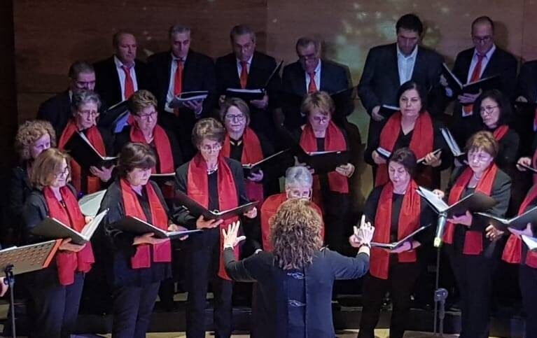 """Il coro """"G. Corsi"""" di Celano animerà la Santa Messa nella basilica della Porziuncola ad Assisi"""