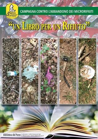 Dai risultati dell campagna contro l'abbandono dei microrifiuti nel Parco, visitatori dediti alla lettura e poco social