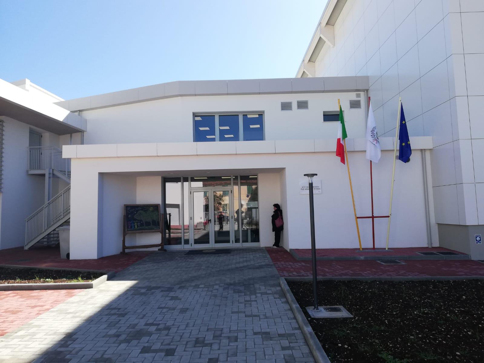 A Magliano De Marsi tutto pronto per l'inaugurazione della nuova scuola antisismica dopo dieci anni di M.A.P.