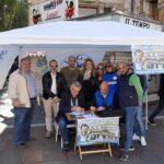 Lega Salvini Premier. Grande partecipazione ad Avezzano nella giornata dedicata alle piazze