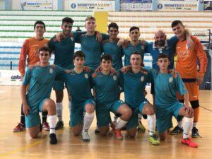 Orione Calcio a 5, vittoria per le squadre l'Under 15 e l'Under 19