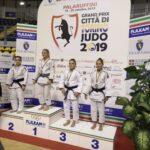 Bronzo per atleta marsicana al Gran Prix di Judo di Torino