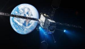 Telespazio, lanciato con successo il satellite Mev-1, il primo 'meccanico spaziale'