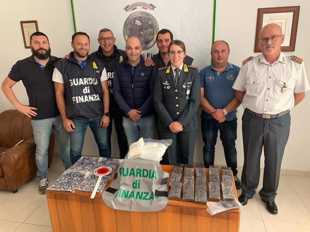 Tre arresti per traffico e spaccio di sostanze stupefacenti