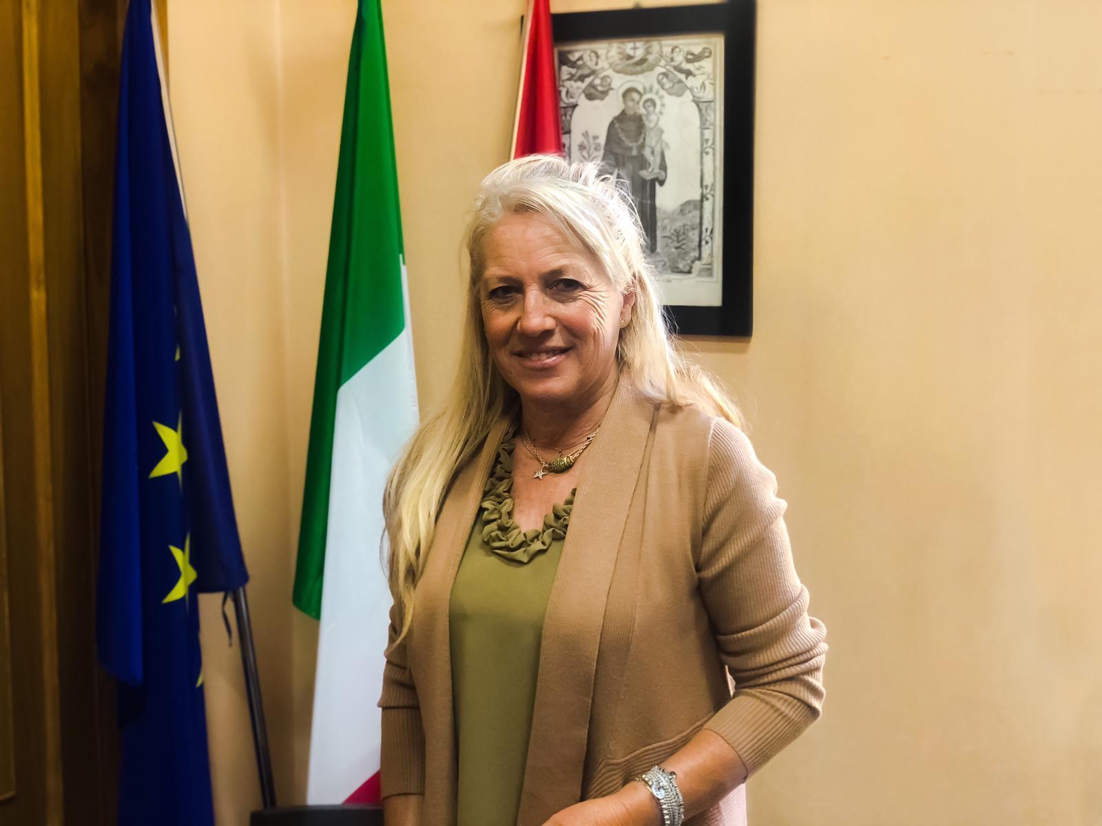 Anna Mastroddi, Presidente del Consiglio di Tagliacozzo, eletta nel Comitato Direttivo Regionale dell'A.N.C.I.