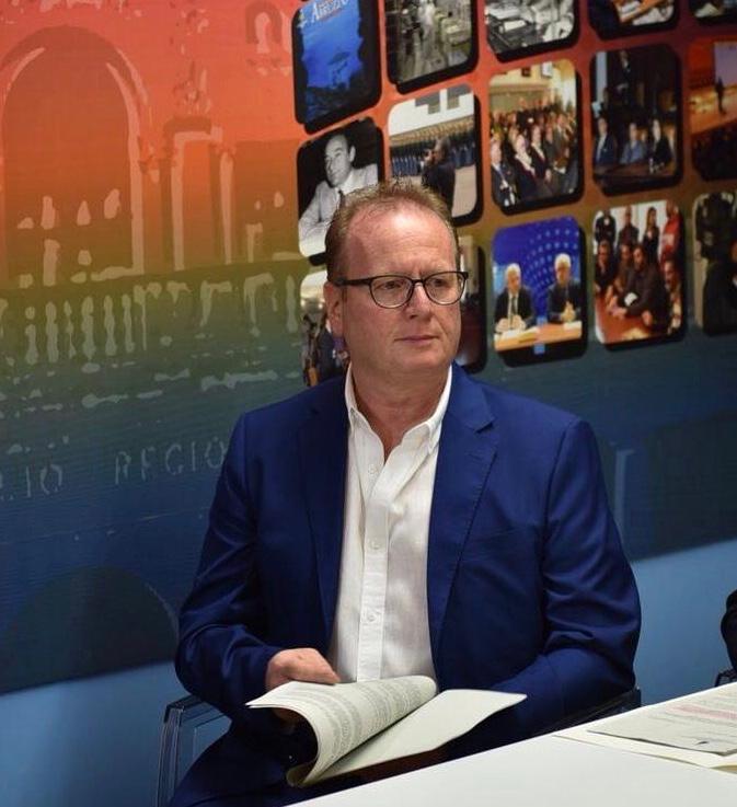 L'assessore tagliacozzano Roberto Giovagnorio confermato consigliere provinciale