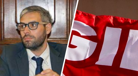 Andrea Frasca è il nuovo segretario di NIDIL CGIL della Provincia dell'Aquila