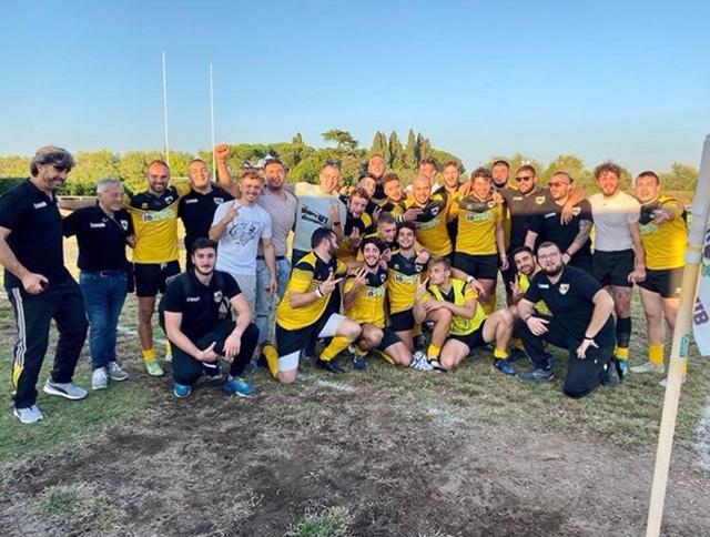Avezzano Rugby: gialloneri espugnano Roma, vince anche la 16 contro Paganica