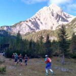 Dolomiti Rescue Race, per la prima volta in gara i ragazzi del Soccorso Alpino e Speleologico Abruzzo