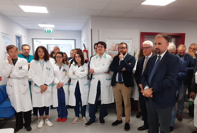 Chirurgia bariatrica: L'Aquila primo ospedale in Abruzzo accreditato Sicob. Stamane cerimonia