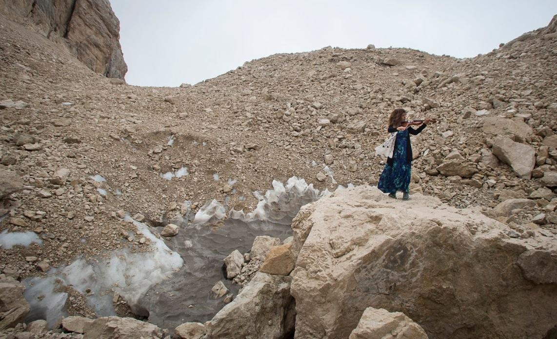 """Legambiente Abruzzo """"Anche il ghiacciaio del Gran Sasso sta scomparendo. Urgente mettere in campo azioni concrete per contrastare i cambiamenti climatici"""""""