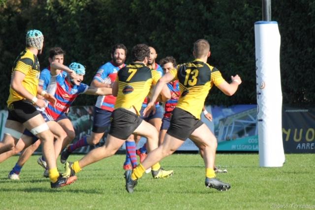 Avezzano Rugby, domenica si sfida la Roma Olimpic club nella capitale