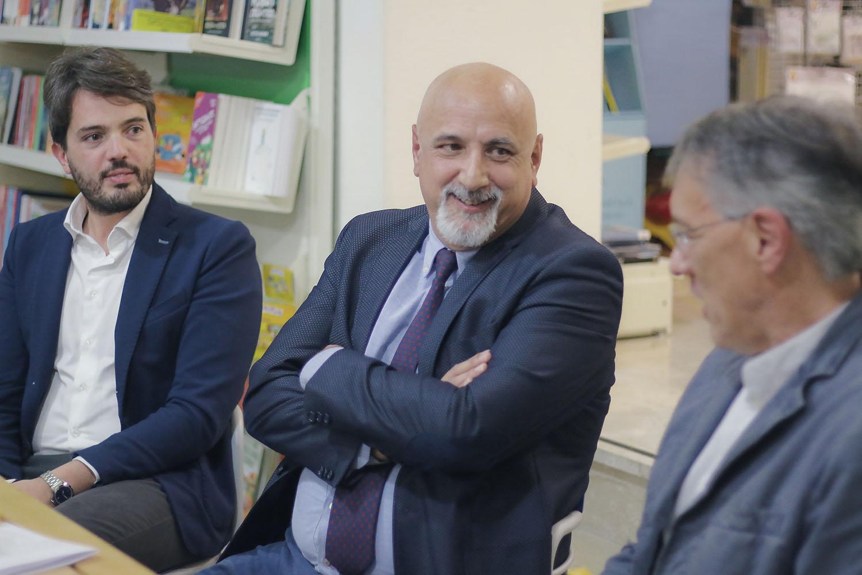 Sabato all'Aquila la presentazione del giallo ambientato in Abruzzo scritto dall'ex sindaco di Balsorano